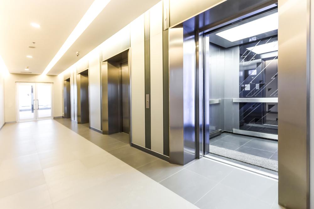 elevador manutenção